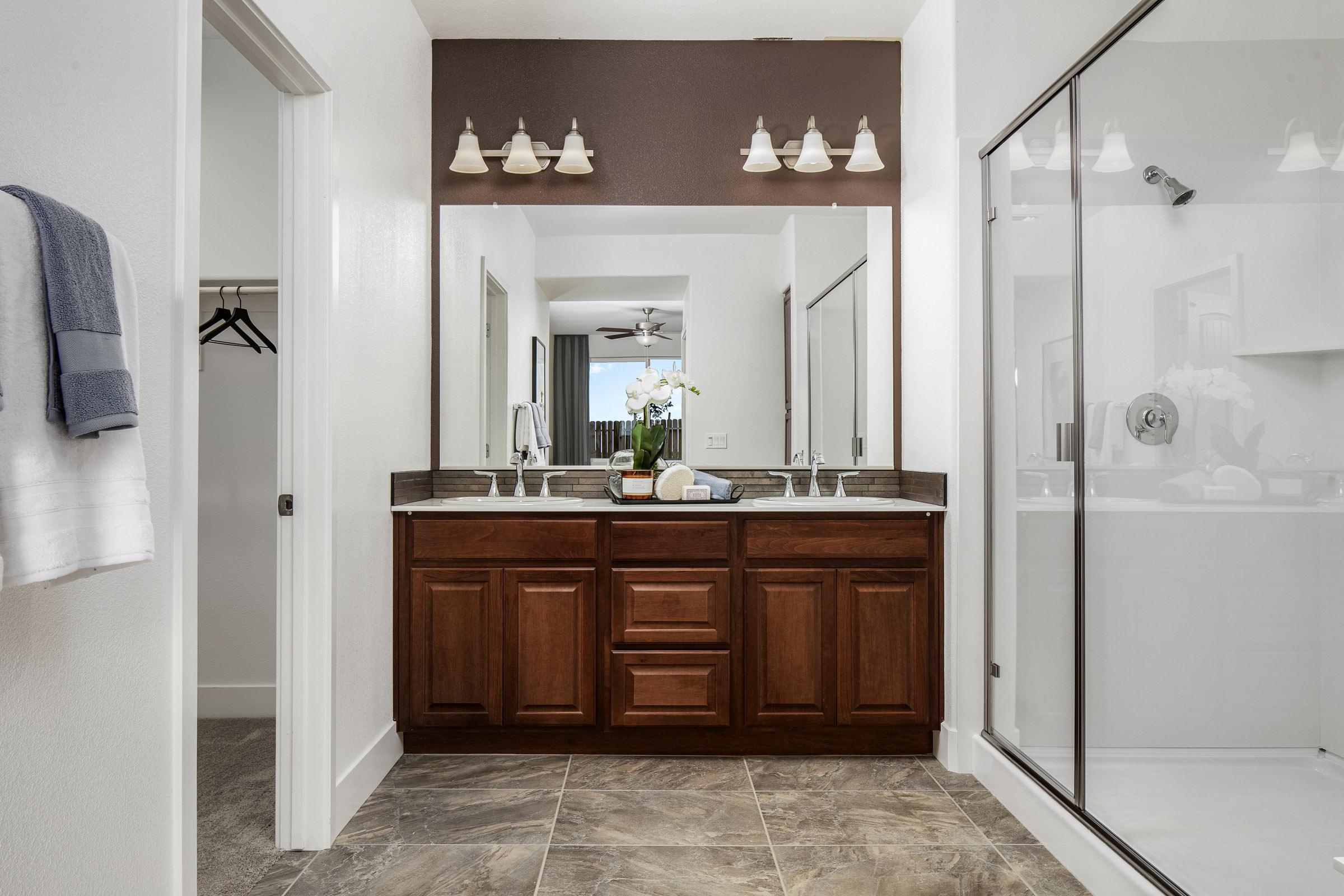 Bathroom featured in the Plan 1 By Watt Communities in Sacramento, CA
