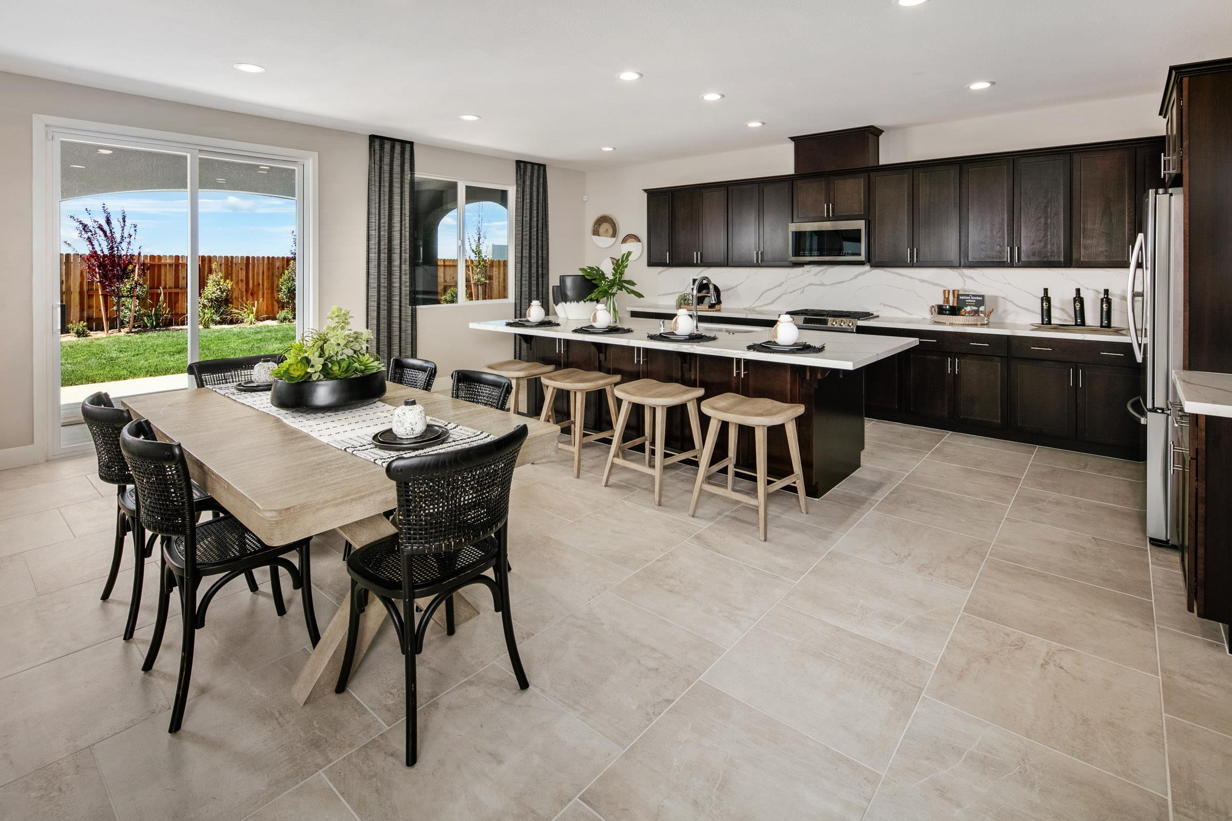 Living Area featured in the Plan 3 By Watt Communities in Sacramento, CA