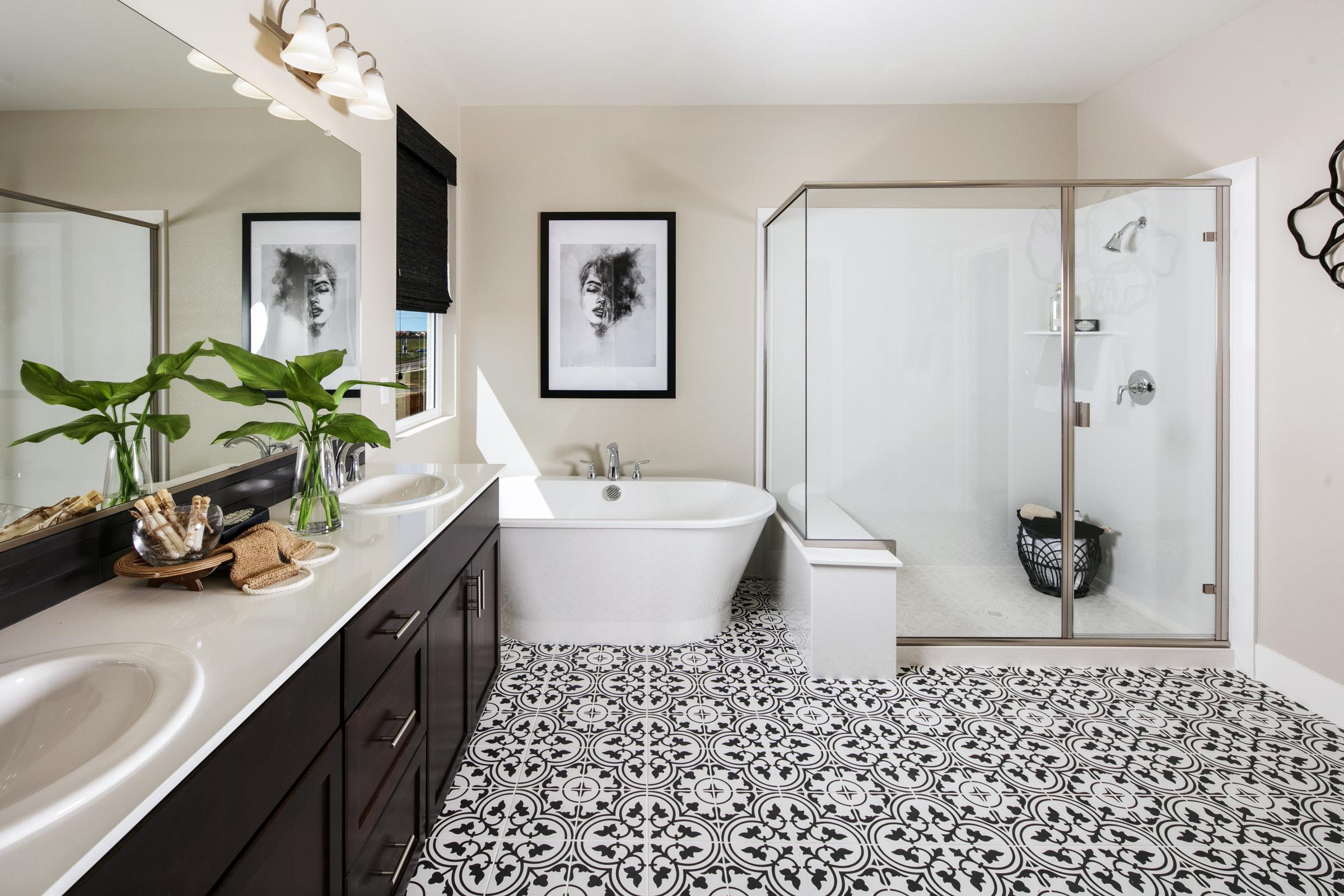 Bathroom featured in the Plan 3 By Watt Communities in Sacramento, CA