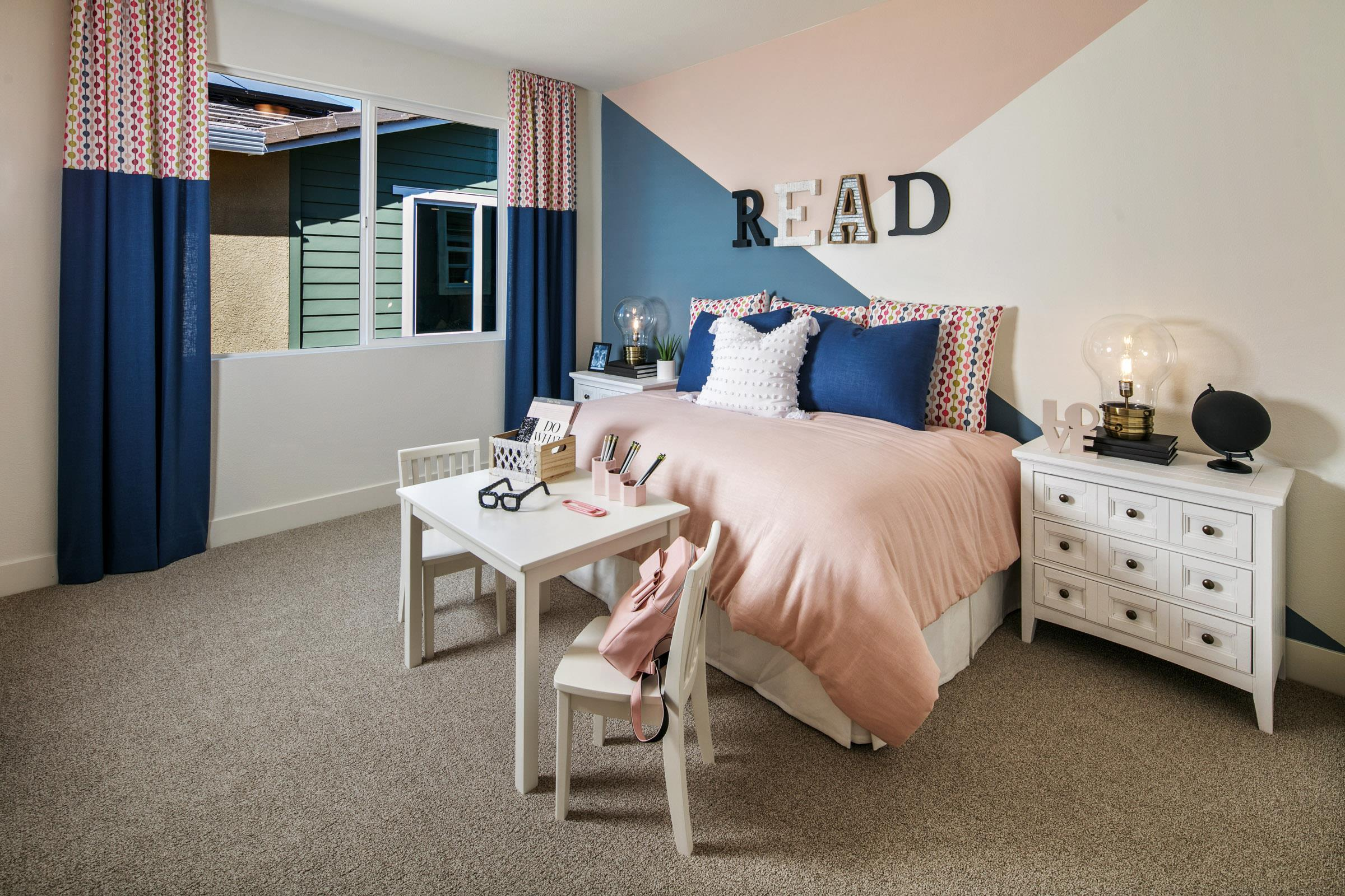 Bedroom featured in the Plan 3 By Watt Communities in Sacramento, CA