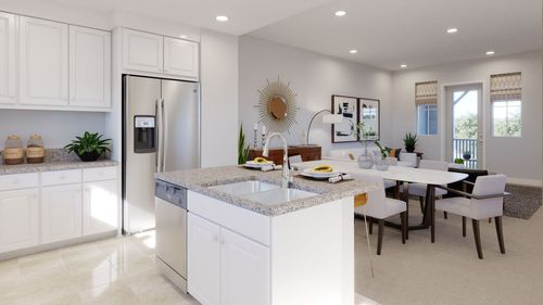 Kitchen-in-1A-at-New Heights-in-West Hills