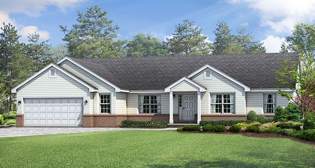 Wayne Homes Delaware Build On Your Lot in Sunbury, OH, New Homes ...