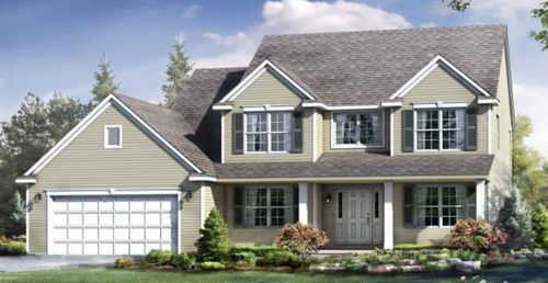 Wayne Homes Newark Build On Your Lot By In Columbus Ohio