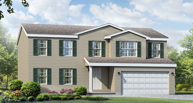 Wayne Homes Delaware Build On Your Lot In Sunbury Oh New Floor Plans By