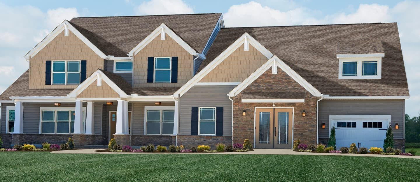 'Portage' by Wayne Homes  in Akron
