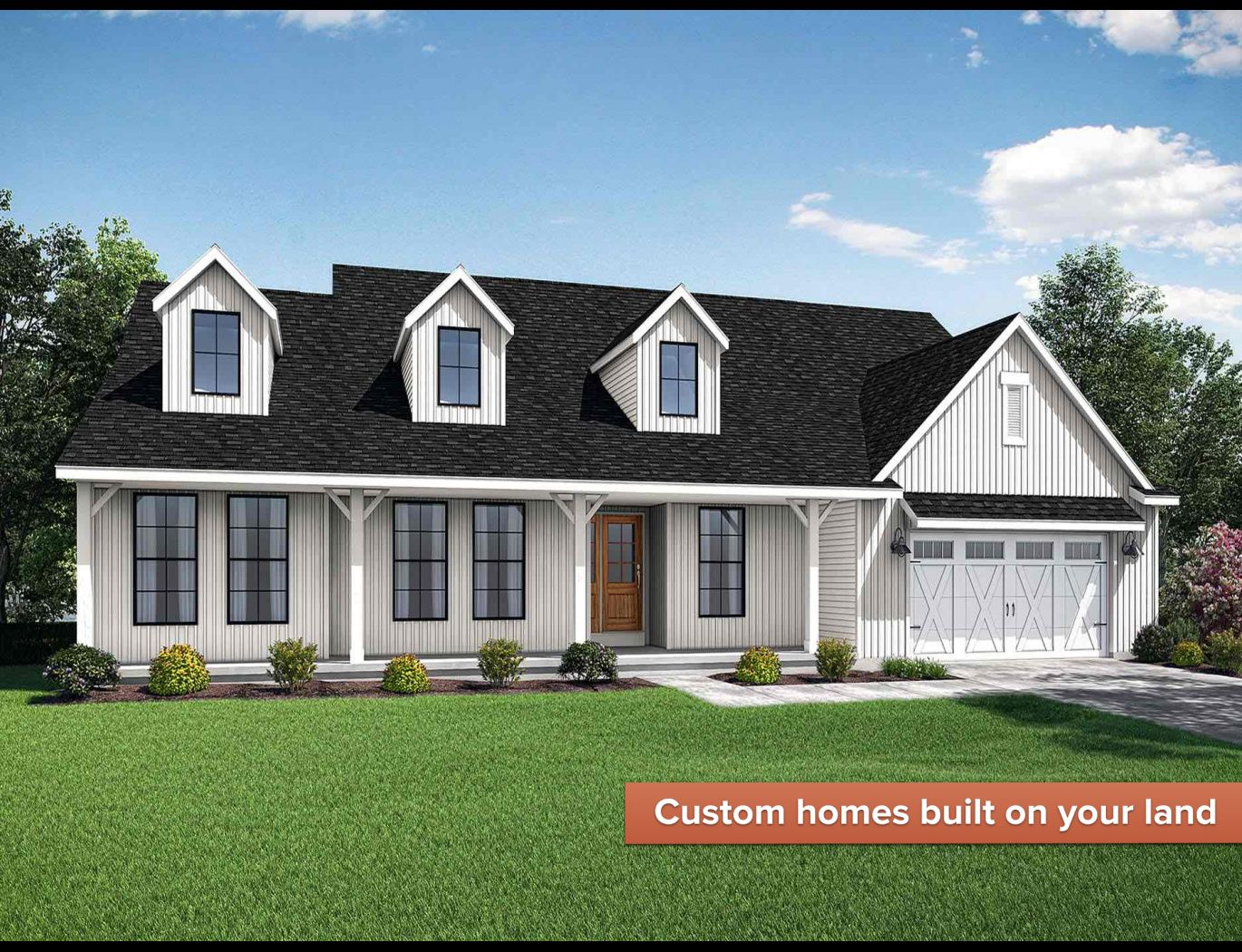 Exterior featured in the Stanton By Wayne Homes in Pittsburgh, PA