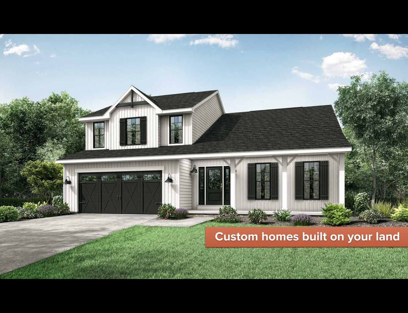 Exterior featured in the Plymouth By Wayne Homes in Columbus, OH