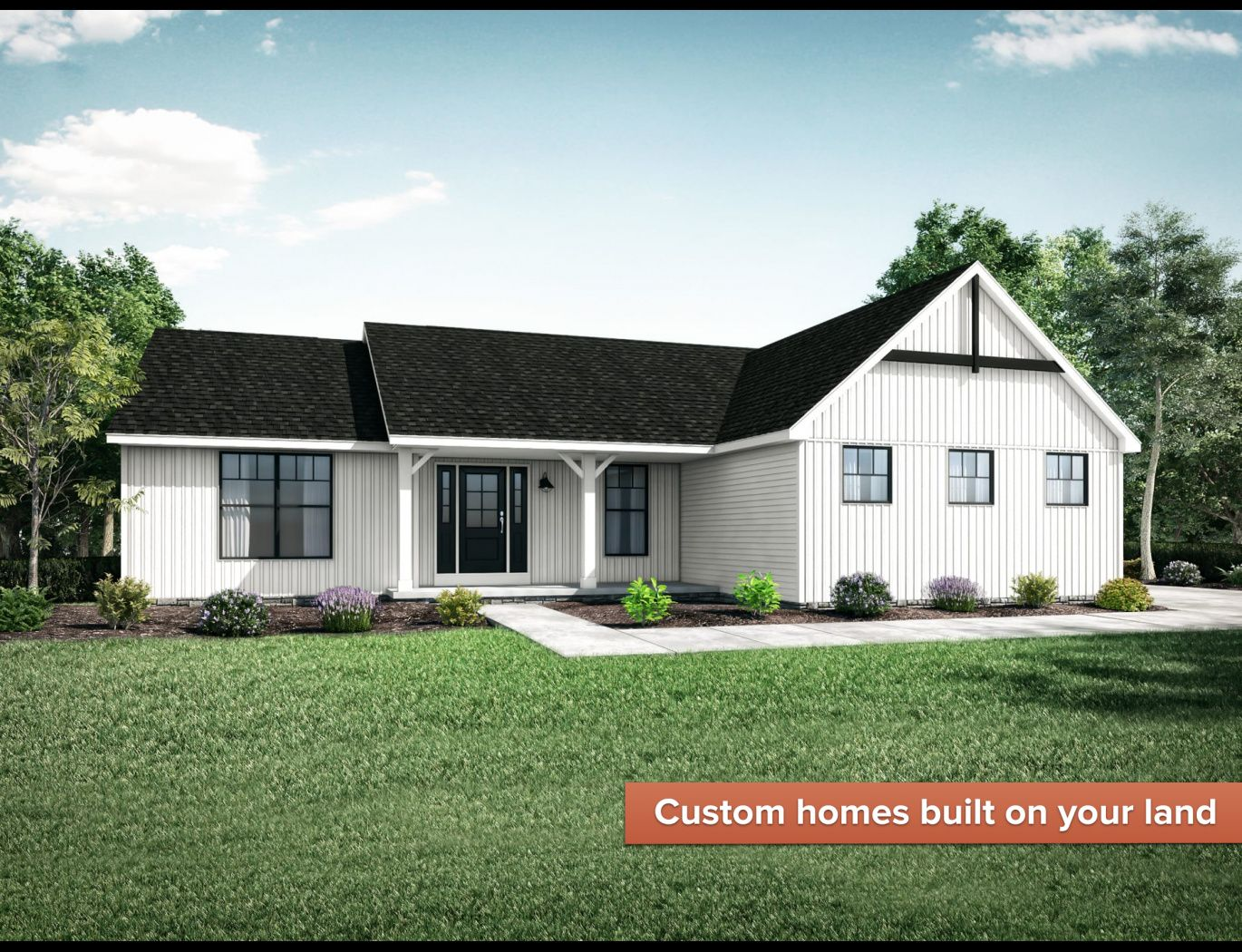 Exterior featured in the Franklin By Wayne Homes in Akron, OH