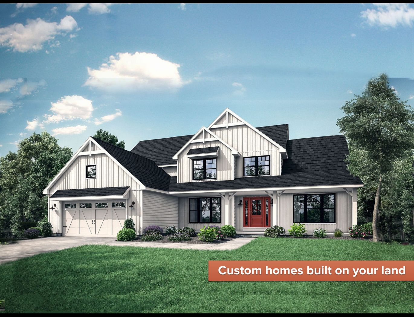 Exterior featured in the Covington By Wayne Homes in Columbus, OH