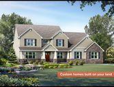 Ashland by Wayne Homes in Mansfield Ohio