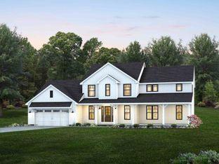 Columbia - Newark: Hebron, Ohio - Wayne Homes