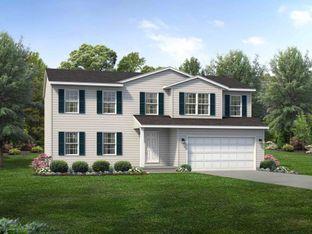 Jamestown - Newark: Hebron, Ohio - Wayne Homes