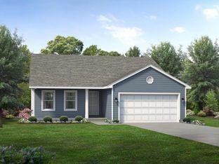 Bristol II - Hartland: Hartland, Michigan - Wayne Homes