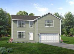Hampton II - Akron / Medina: Norton, Ohio - Wayne Homes