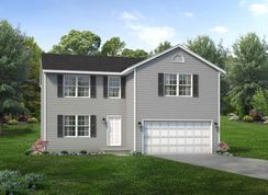 Hampton - Newark: Hebron, Ohio - Wayne Homes