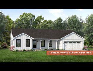 Dorchester II - Delaware: Sunbury, Ohio - Wayne Homes