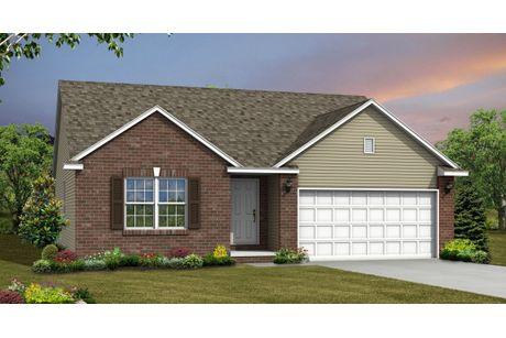 Bristol-Design-at-Wayne Homes Ashland Build On Your Lot-in-Jeromesville