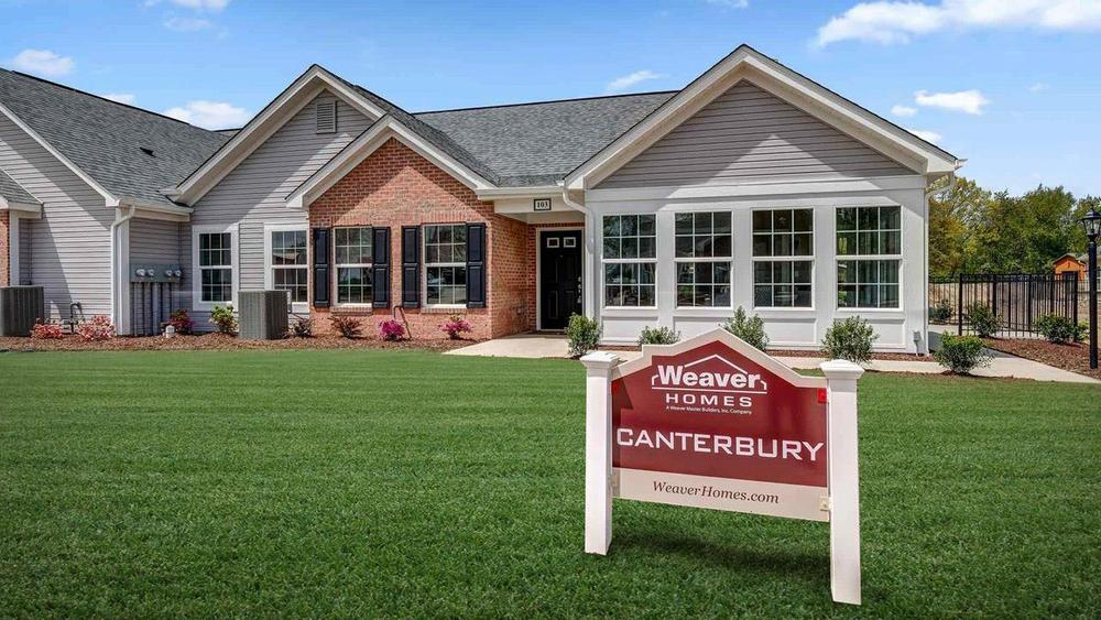 The Villas at Spring Valley in Zelienople, PA by Weaver Homes