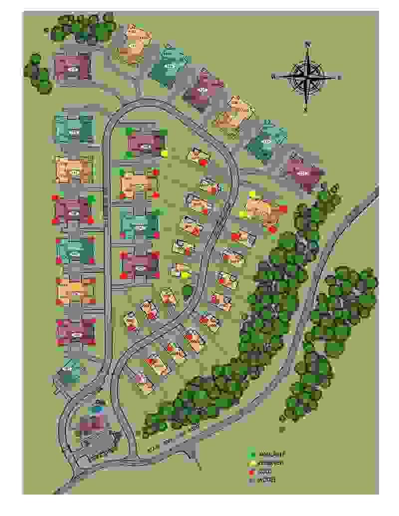 Millcreek Farms Map