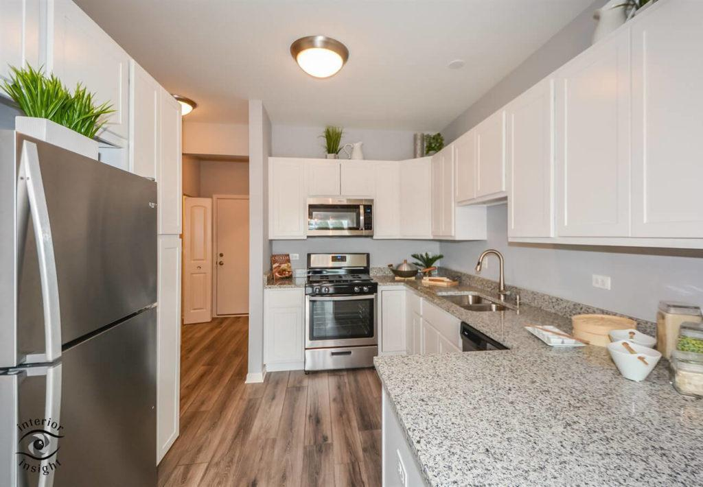 Kitchen featured in the Birch By West Point Builders in Chicago, IL