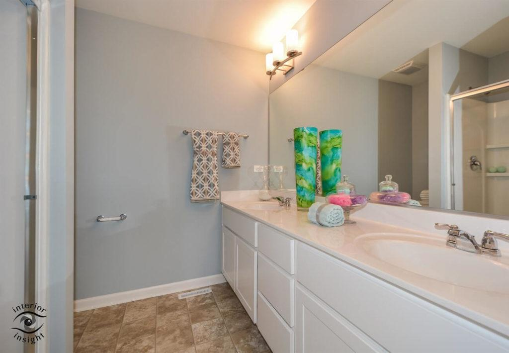Bathroom featured in the Birch By West Point Builders in Chicago, IL