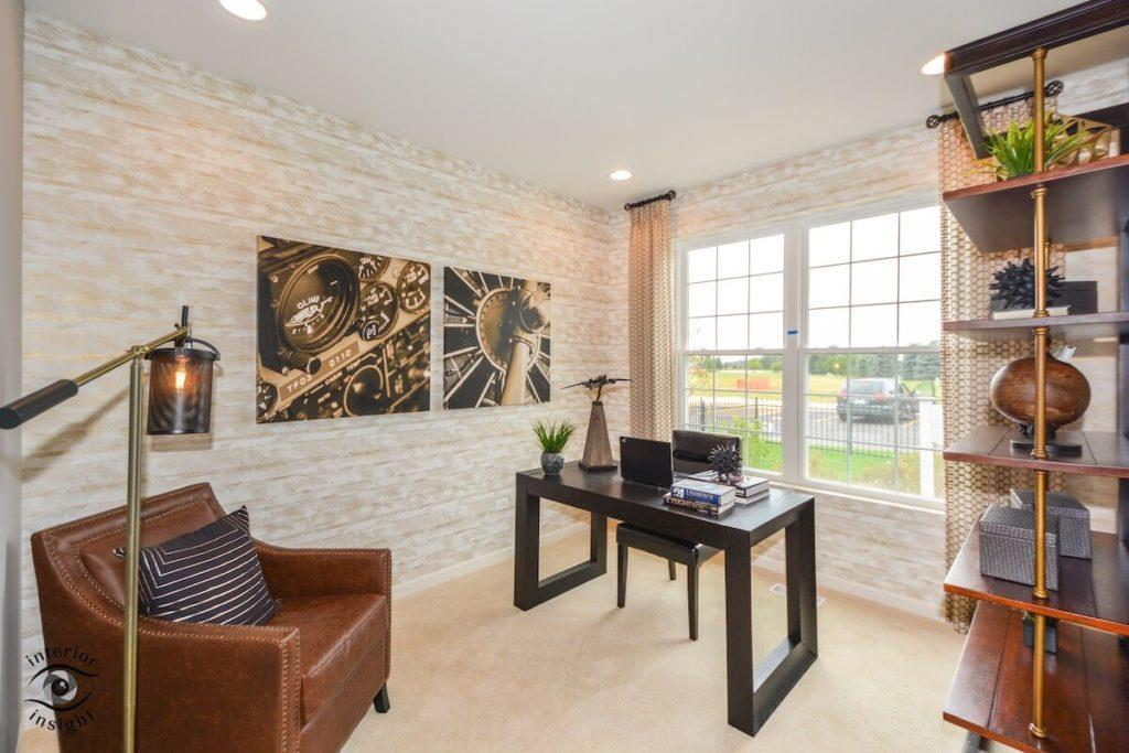 Living Area featured in the Douglas By West Point Builders in Chicago, IL