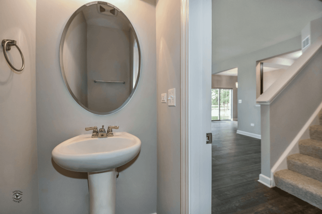 Bathroom featured in the Evergreen By West Point Builders in Chicago, IL