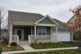 Ashwood - Ashcroft Place: Oswego, Illinois - West Point Builders