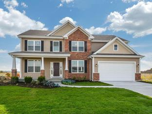 Monroe - Ashcroft Place: Oswego, Illinois - West Point Builders