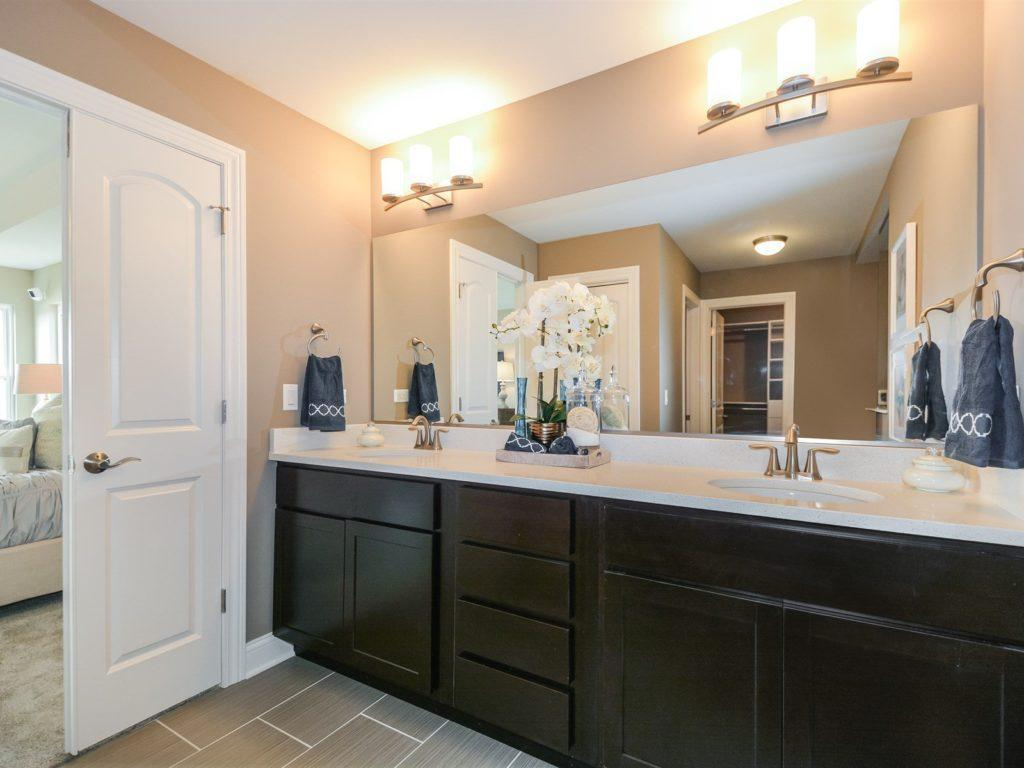 Bathroom featured in the Monroe By West Point Builders in Chicago, IL