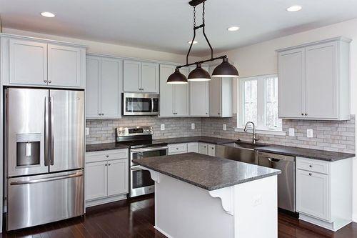 Kitchen-in-Brittney-at-White Hall Estates-in-King George