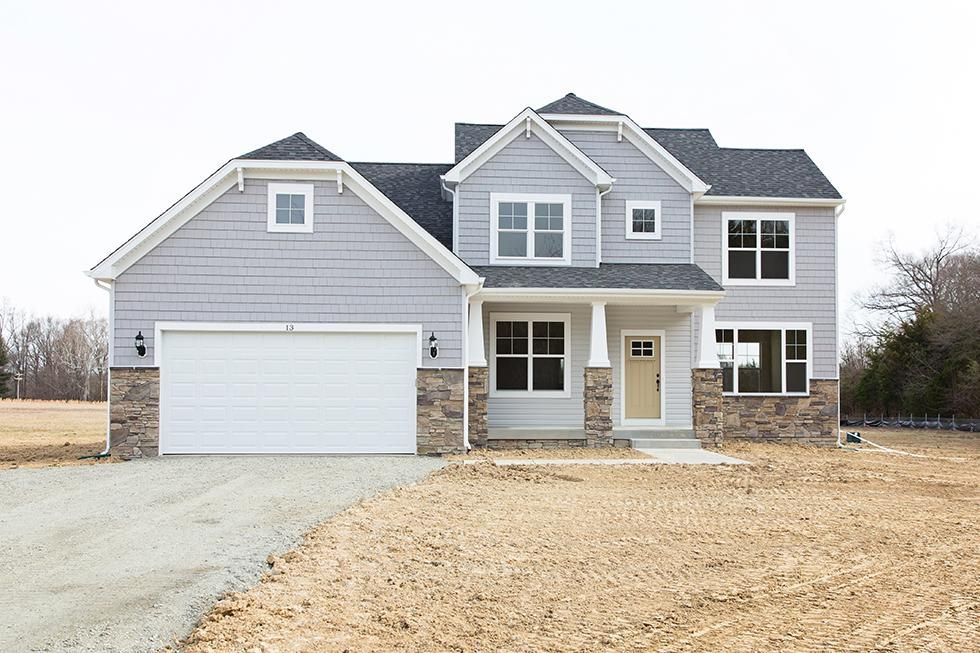 Exterior featured in the Patricia By Westbrooke Homes in Washington, VA