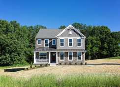 Paige - Caledon Crossing: King George, District Of Columbia - Westbrooke Homes