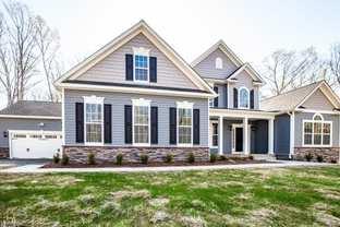 Lafayette - Thorburn Estates: Fredericksburg, District Of Columbia - Westbrooke Homes