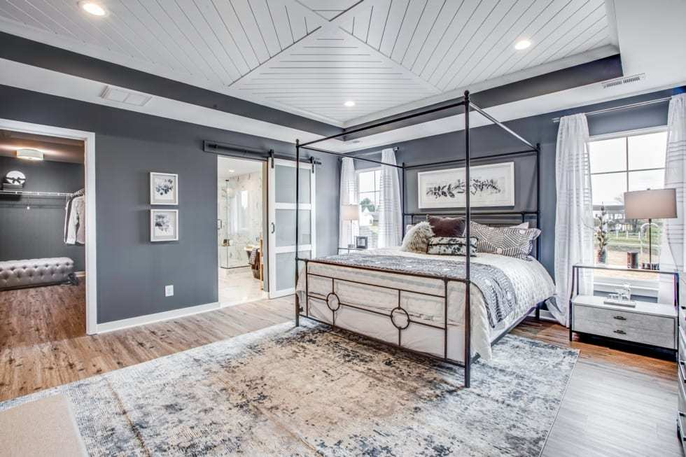 Bedroom featured in the Rosslyn By Westbrooke Homes in Washington, VA