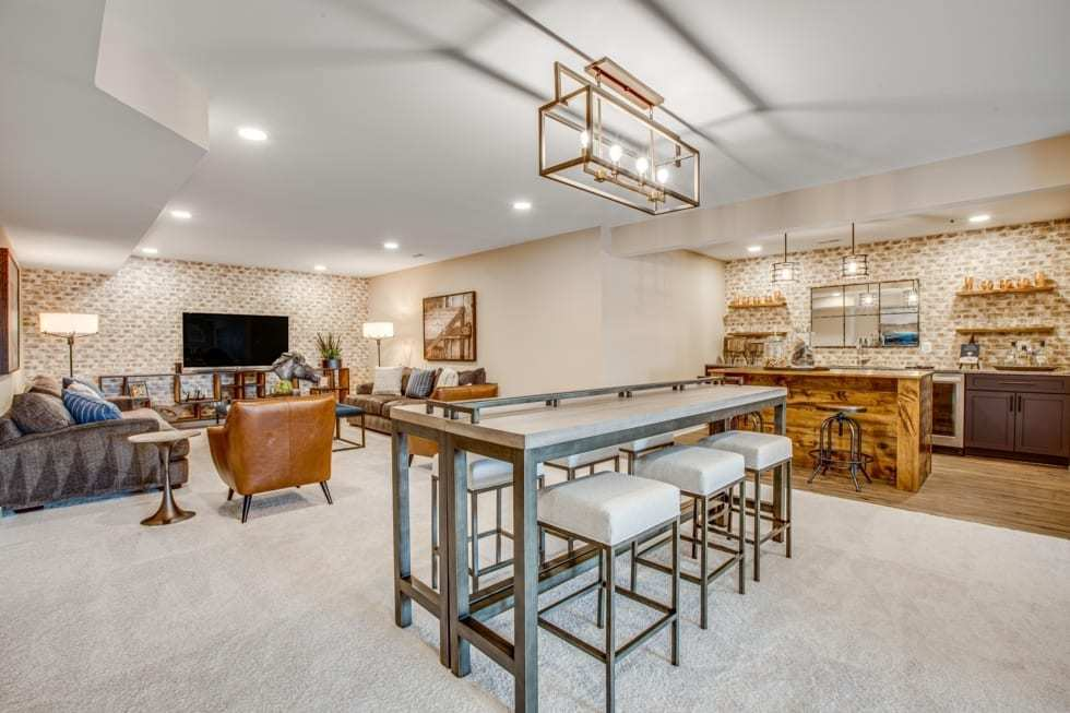 Living Area featured in the Rosslyn By Westbrooke Homes in Washington, VA