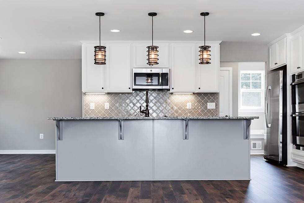 Kitchen featured in the Richmond By Westbrooke Homes in Washington, VA