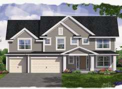 Spencer - Thorburn Estates: Fredericksburg, District Of Columbia - Westbrooke Homes