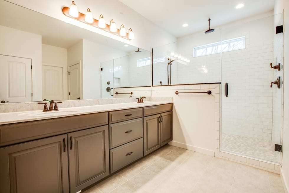 Bathroom featured in the Lafayette By Westbrooke Homes in Washington, VA
