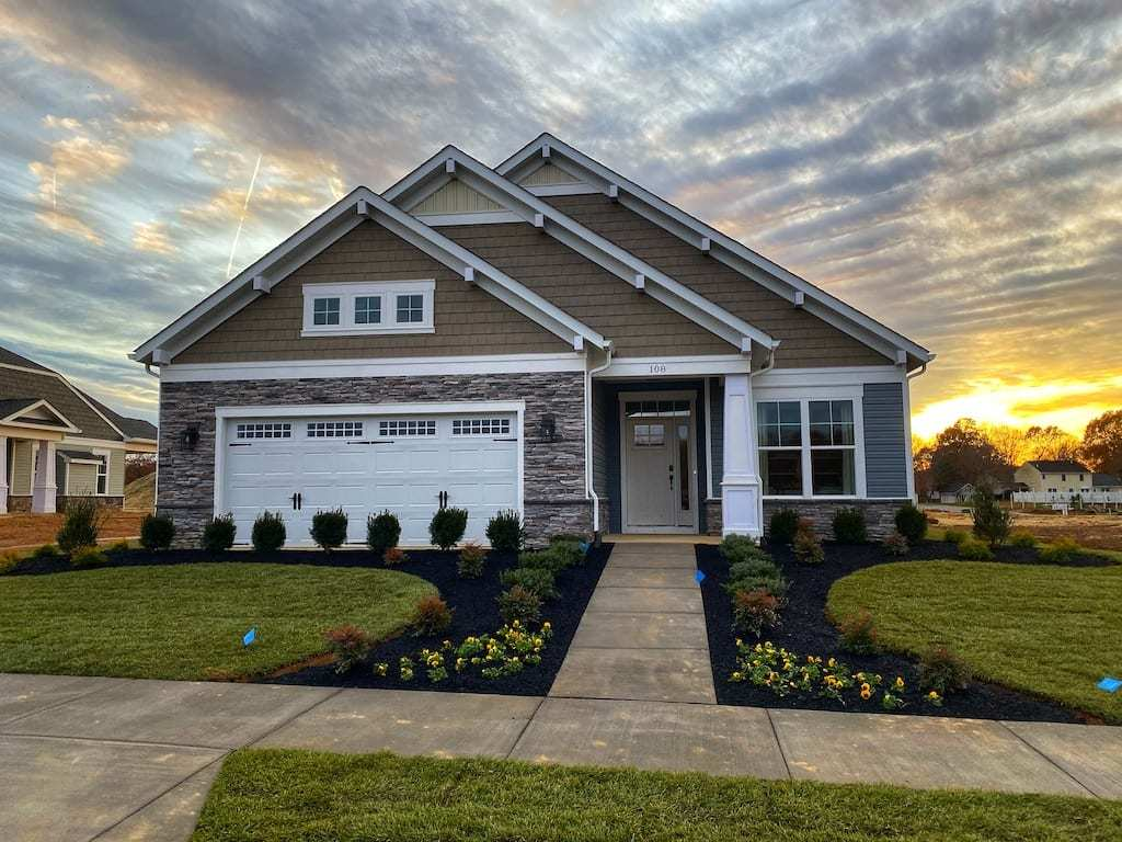 Exterior featured in the Waverly By Westbrooke Homes in Washington, MD
