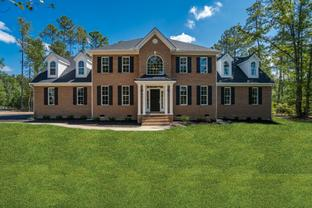 The Claybourne - Springford Farms: Chesterfield, Virginia - West Homes