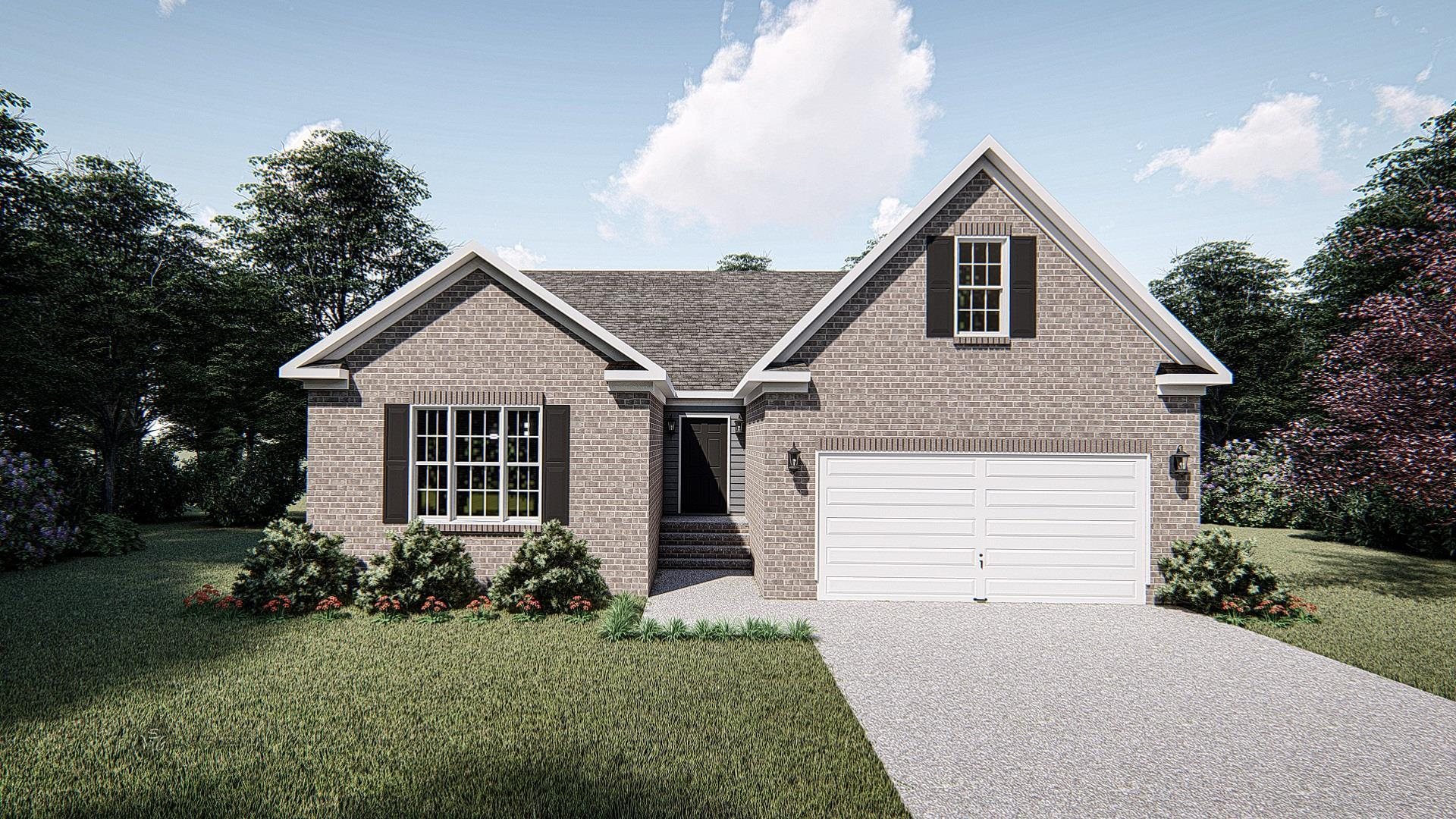 Exterior featured in The Callaway By West Homes in Nashville, TN
