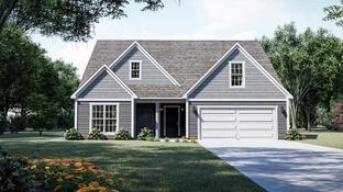 The Caldwell - Larkin: Statesville, North Carolina - West Homes
