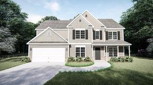 The Brookville - Oak Park: Youngsville, North Carolina - West Homes