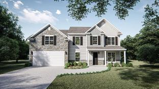 The Collinwood - Hardins Landing: Spring Hill, Tennessee - West Homes