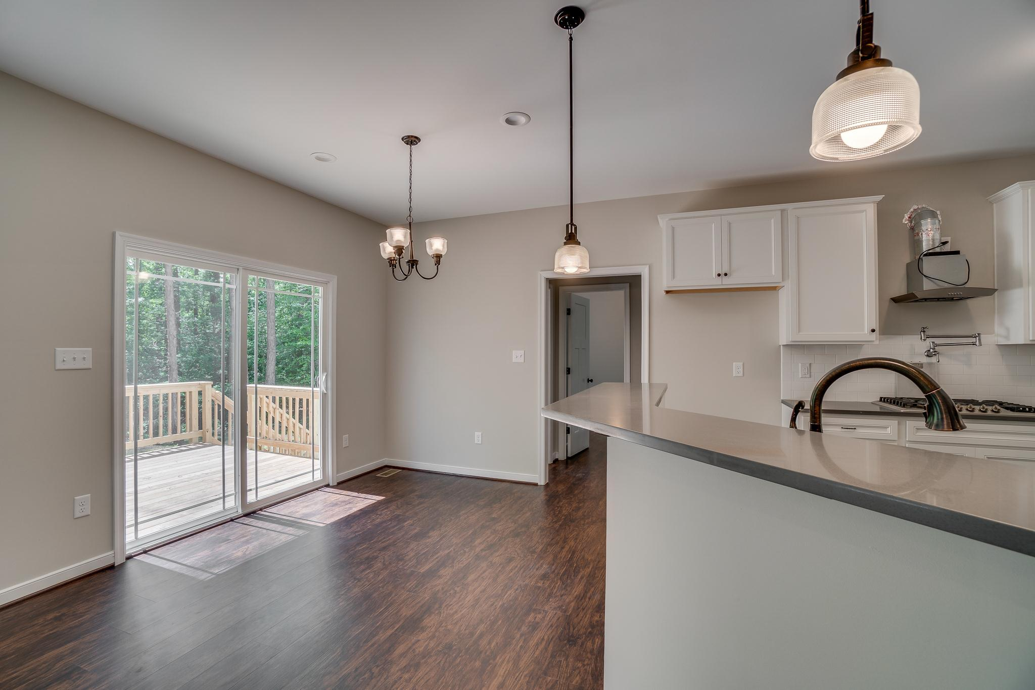 Kitchen featured in The Lockwood III By West Homes in Richmond-Petersburg, VA