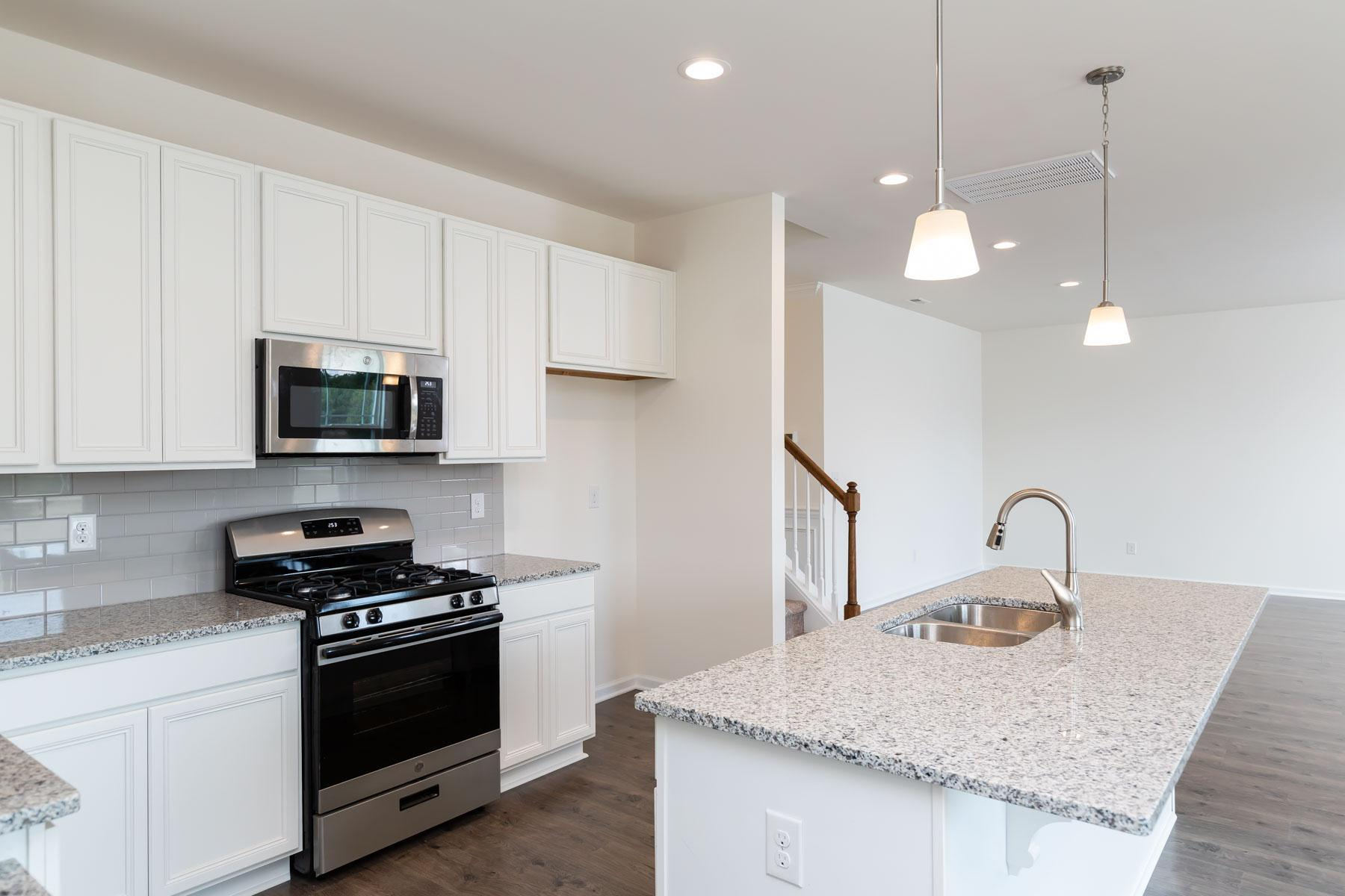 Kitchen featured in The Monteray III By West Homes in Nashville, TN