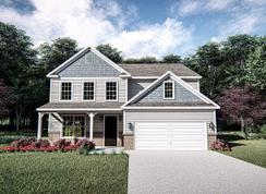 The Morgan - Larkin: Statesville, North Carolina - West Homes