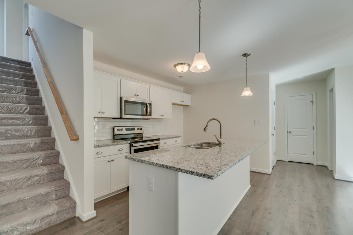 Kitchen featured in The Morgan By West Homes in Raleigh-Durham-Chapel Hill, NC
