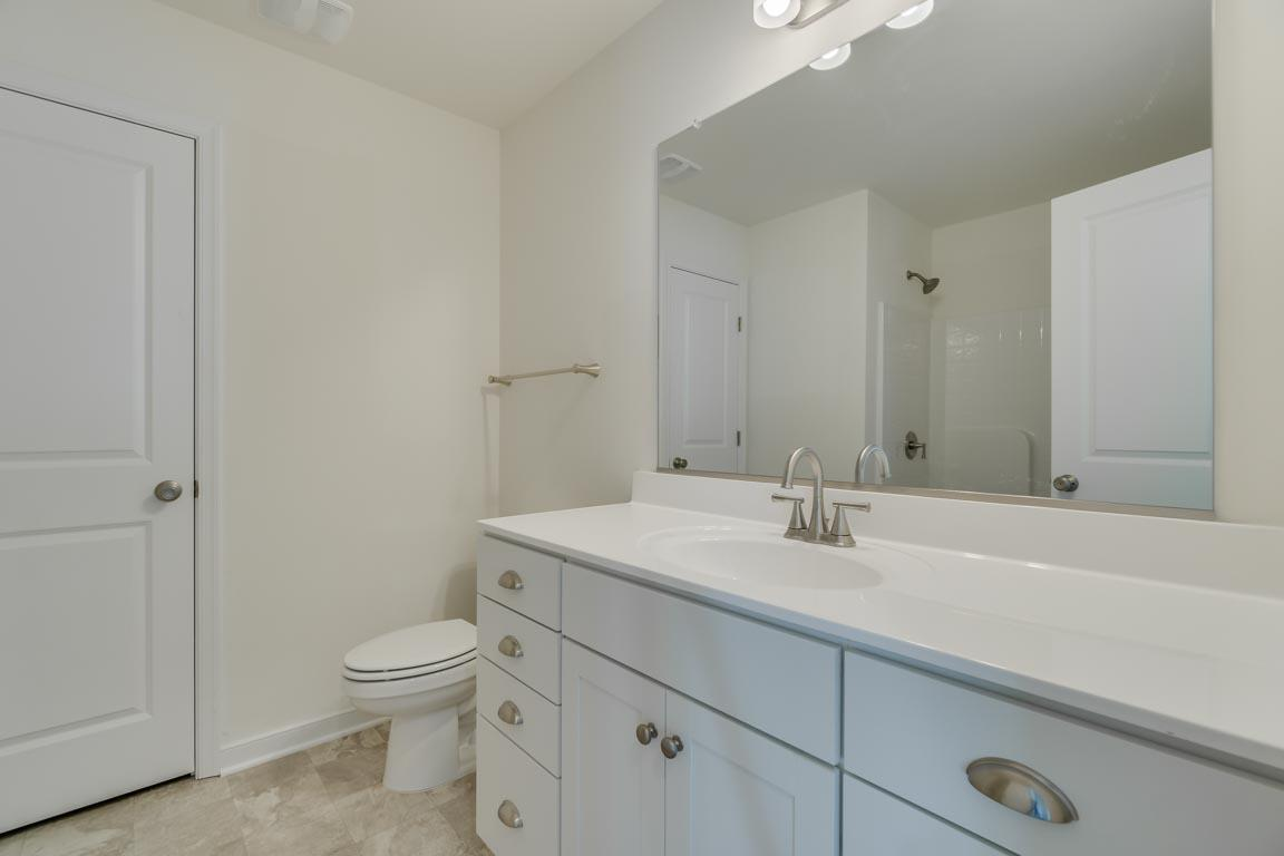 Bathroom featured in The Morgan By West Homes in Raleigh-Durham-Chapel Hill, NC